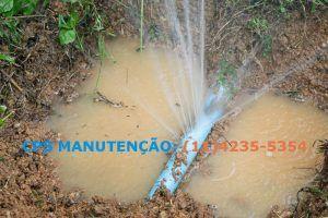 Caça Vazamento de água em São Caetano