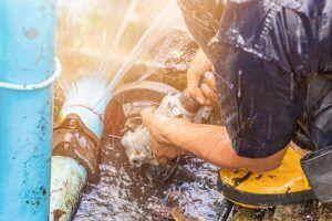 detecção de vazamento de água sp